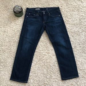 AG Jeans The Tomboy Crop 28R
